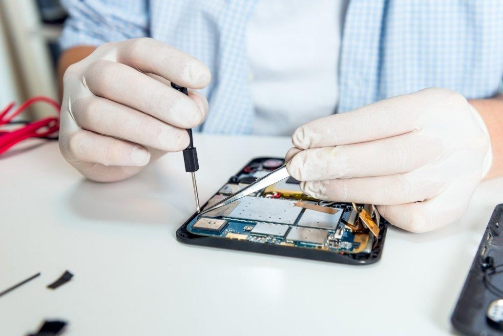 Tablet Repairs Edinburgh