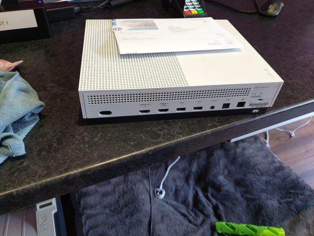 Xbox One Repairs Edinburgh