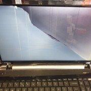 HP Laptop Screen Repairs Service Edinnburgh