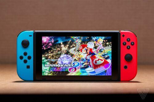 Nintendo Switch repairs Edinburgh
