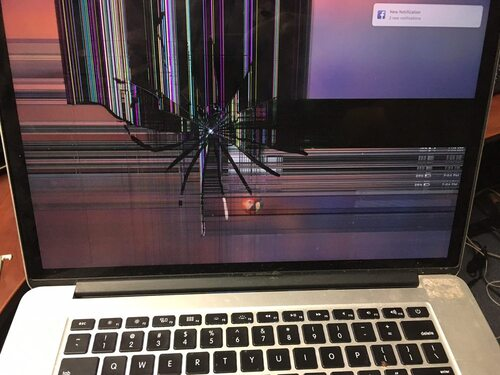 Mac Screen Repair Edinburgh