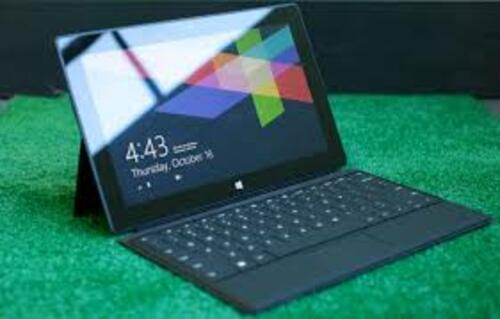 Microsoft Tablet Repairs Edinburgh